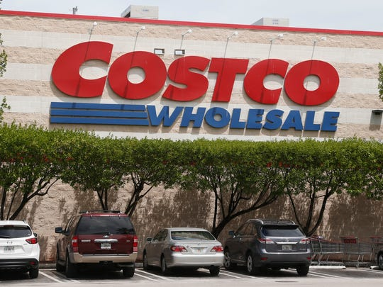 A Costco store in North Miami Beach, Fla.