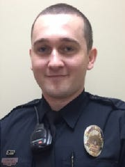 Cpl. Jason Lawton of the St. Albans Police Department.