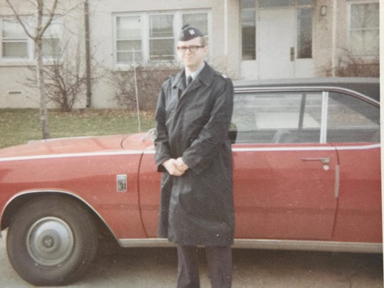 Carl Lauter left his residency at Detroit General Hospital about six weeks after the riots, and served in the U.S. Air Force from 1967 to 1969.