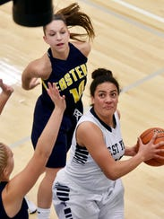 West York's Angie Hawkins will be the floor general of a Bulldogs team that went 18-9 last season.
