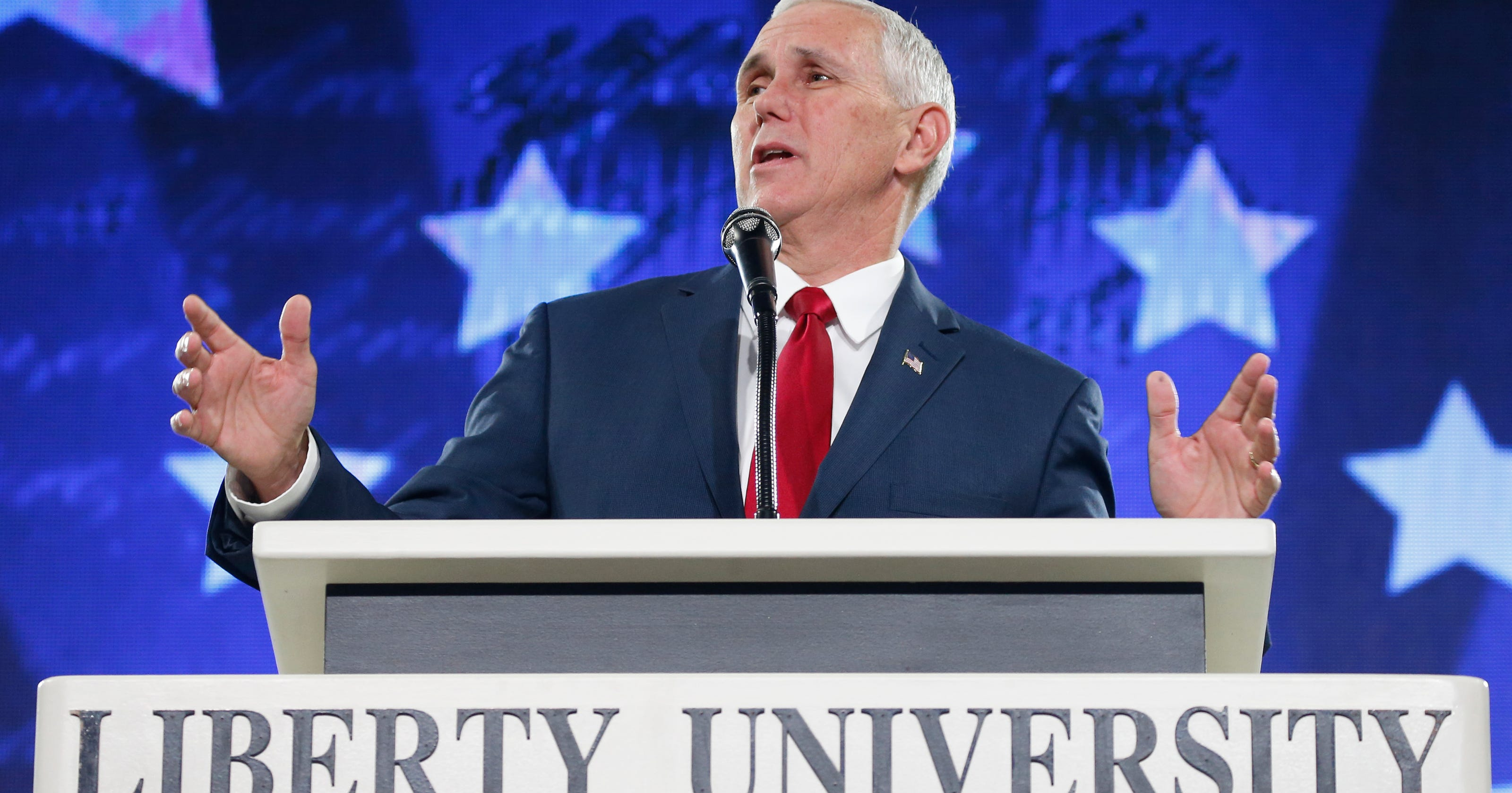 Mike Pence: Why his role as Trump's evangelical ambassador is facing new pushback - USA TODAY