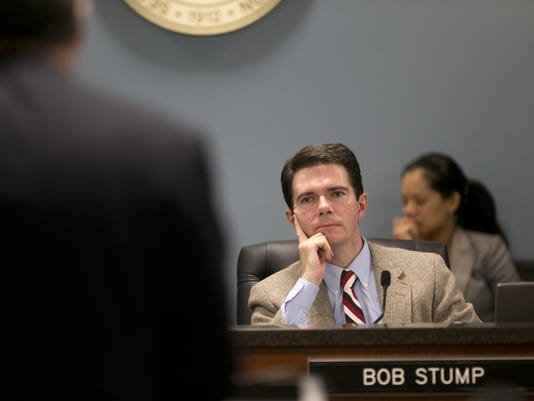 Arizona Corporation Commission Bob Stump