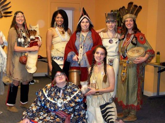 Abenaki Woman - ECHO - VLS -2009