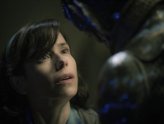 Film Review The Shape of Water