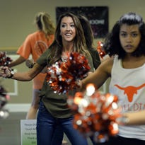 Lindley Mayer enjoys giving back to dance