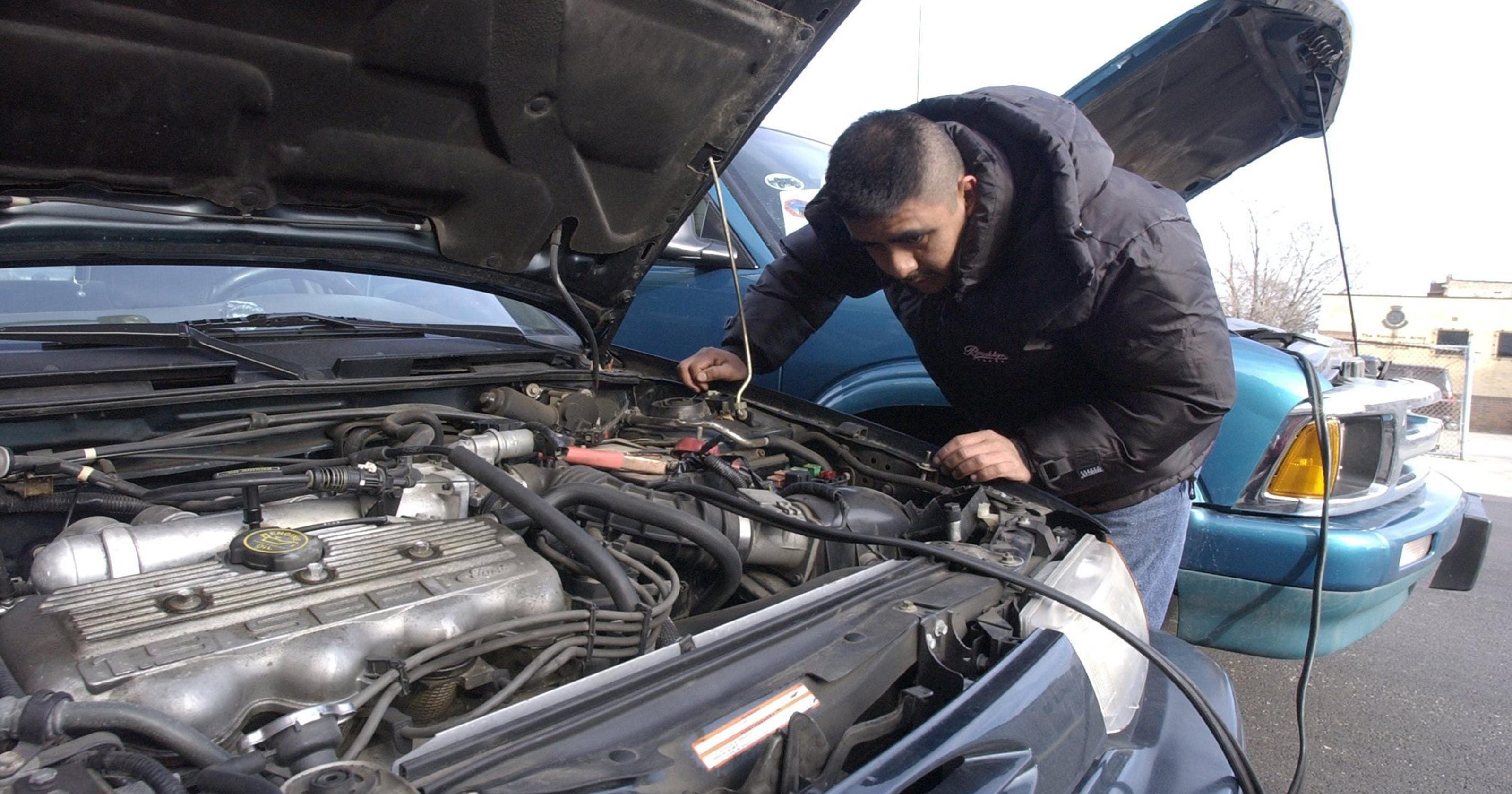8 reasons why your car won't start