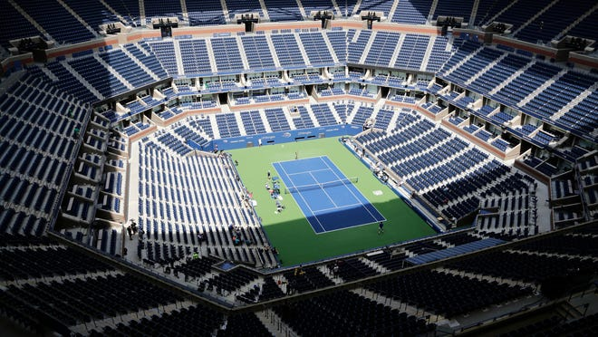 "The U.S. Tennis Association said, it ""continues its plans"" to hold the U.S. Open in New York and another tournament beforehand."