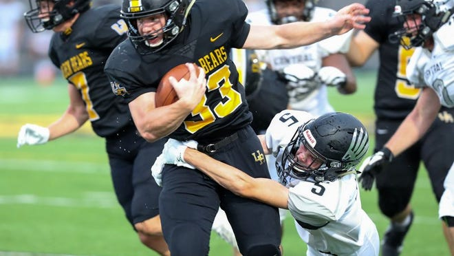 Carson Gresock and Upper Arlington will play host to Olentangy Liberty on Friday, Sept. 11.