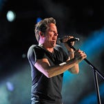 Gary Allan will kick off CMA Music Festival's Riverfront Park stage June 11 in Nashville.