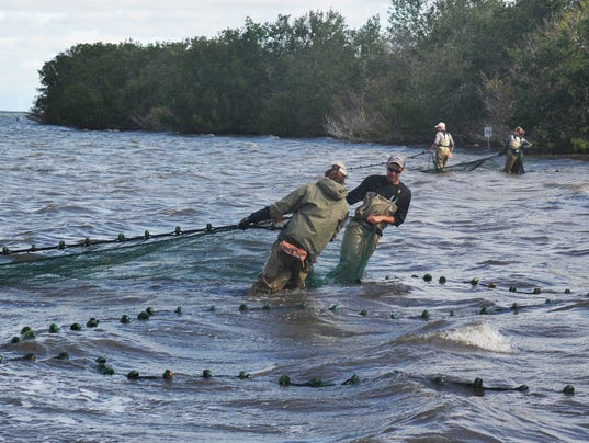 Fixing the indian river part 2 for Florida fish wildlife