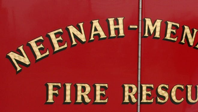 Neenah Menasha Fire Rescue responded to the fire.