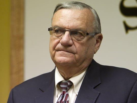 A judge Wednesday, April 12, 2017, delayed the criminal-contempt