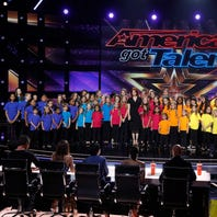 'AGT': Emotional Voices of Hope children's choir earns final Golden Buzzer