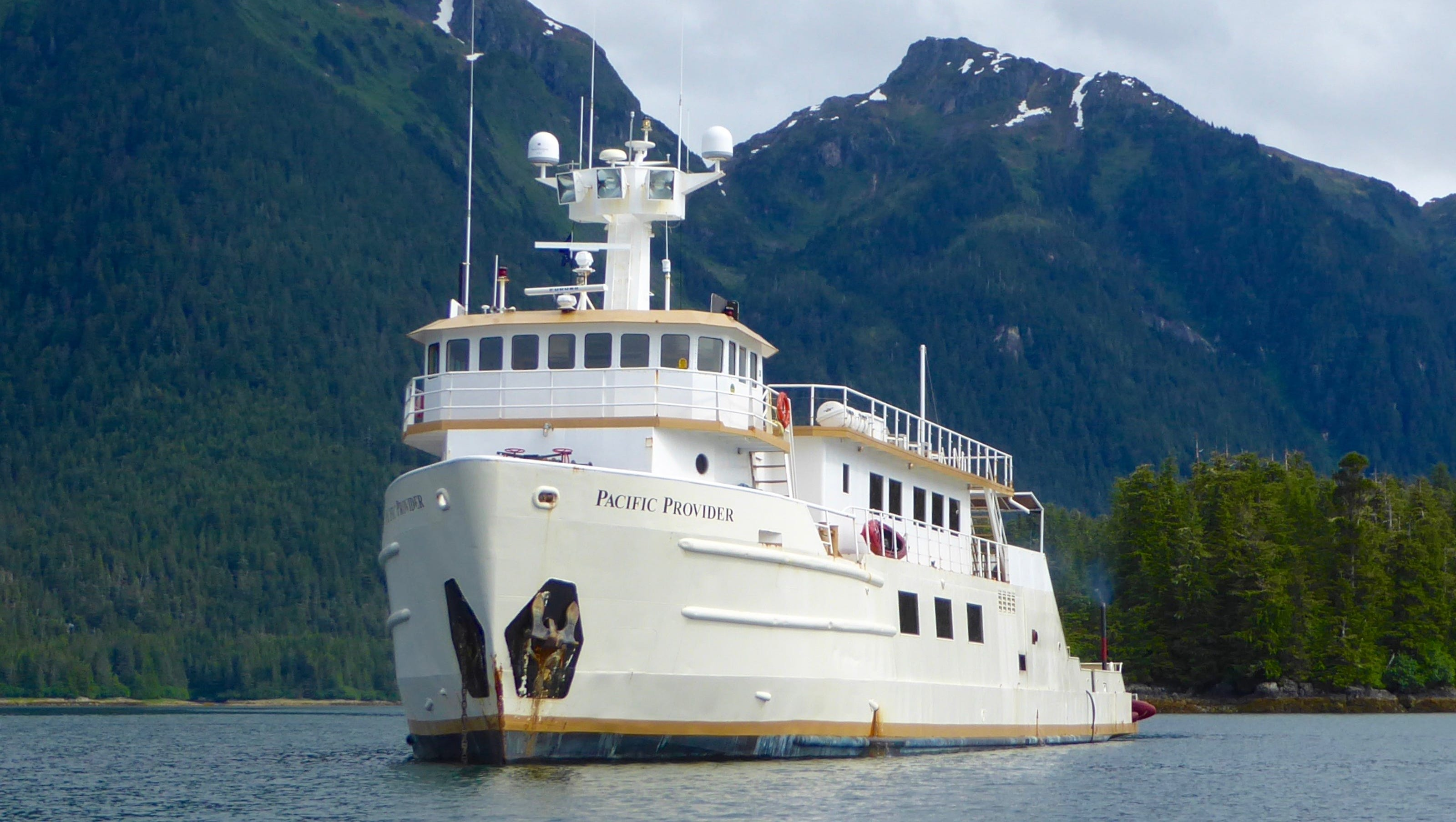 Photo tour: Inside Pacific Provider, one of the world's smallest cruise vessels (usatoday.com)