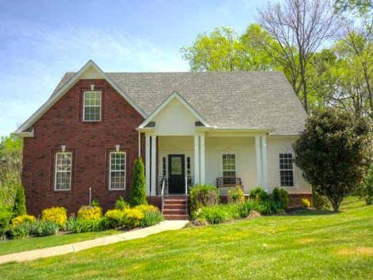 This house, at 1253 Ben Hill Blvd. in Nolensville,