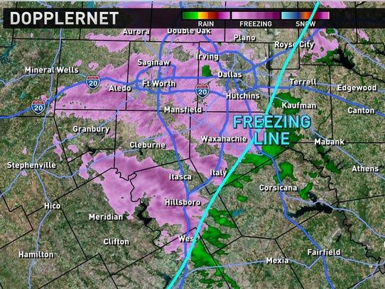 Weather Radar Dallas Wfaa Papel Pintado