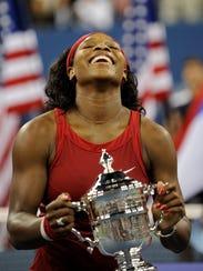 Serena Williams has won 23 Grand Slam singles titles.
