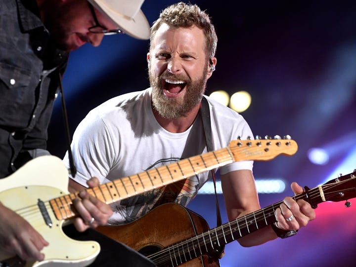 """The Mountain"" - Dierks Bentley: Album of the Year"