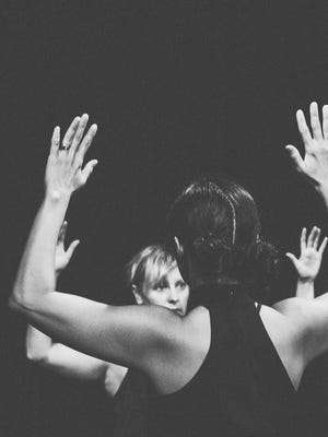 The nine-member dance company bkSOUL performs April 13 as part of Lawrence University's 2017-18 dance series.