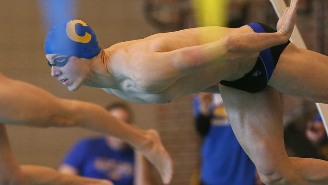 Carmel's Drew Kibler, 17, could become the youngest male swimmer since Michael Phelps to be on the U.S. team for the World Championships. Phelps swam at the 2001 worlds at 16. Team USA will be decided in the Phillips 66 National Championships, Tuesday through Saturday at the Natatorium at IUPUI.