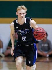 Parker Weiss, Community School basketball