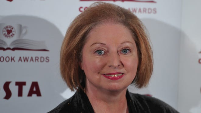 Author Hilary Mantel, shown in 2013.