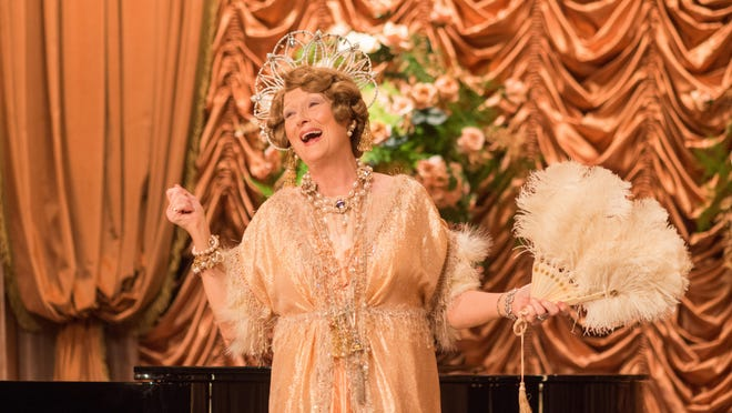 "Meryl Streep as Florence Foster Jenkins in ""Florence Foster Jenkins."""