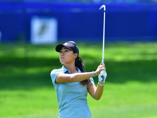 Danielle Kang altered her swing and hopes to see it