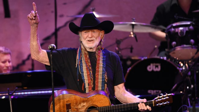 Willie Nelson has headlined at Country Thunder.