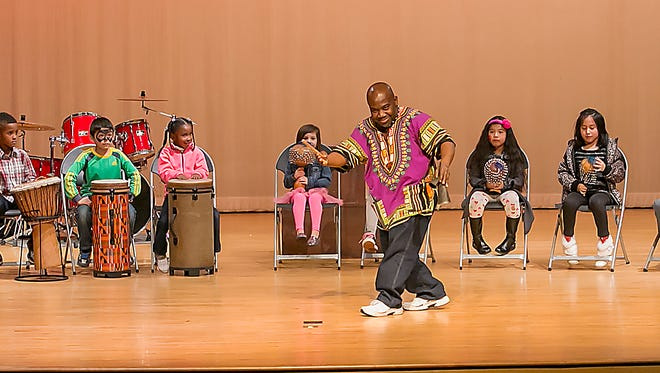 An African American Heritage program is being held Feb. 13 at Patterson Park Community Center.
