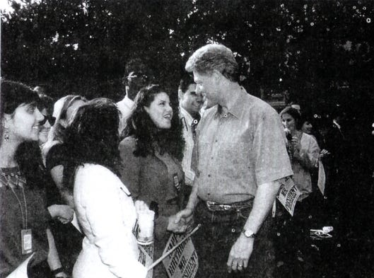 """Monica Lewinsky broke years of silence in her Vanity Fair article, stating that her affair with President Clinton was """"consensual."""""""