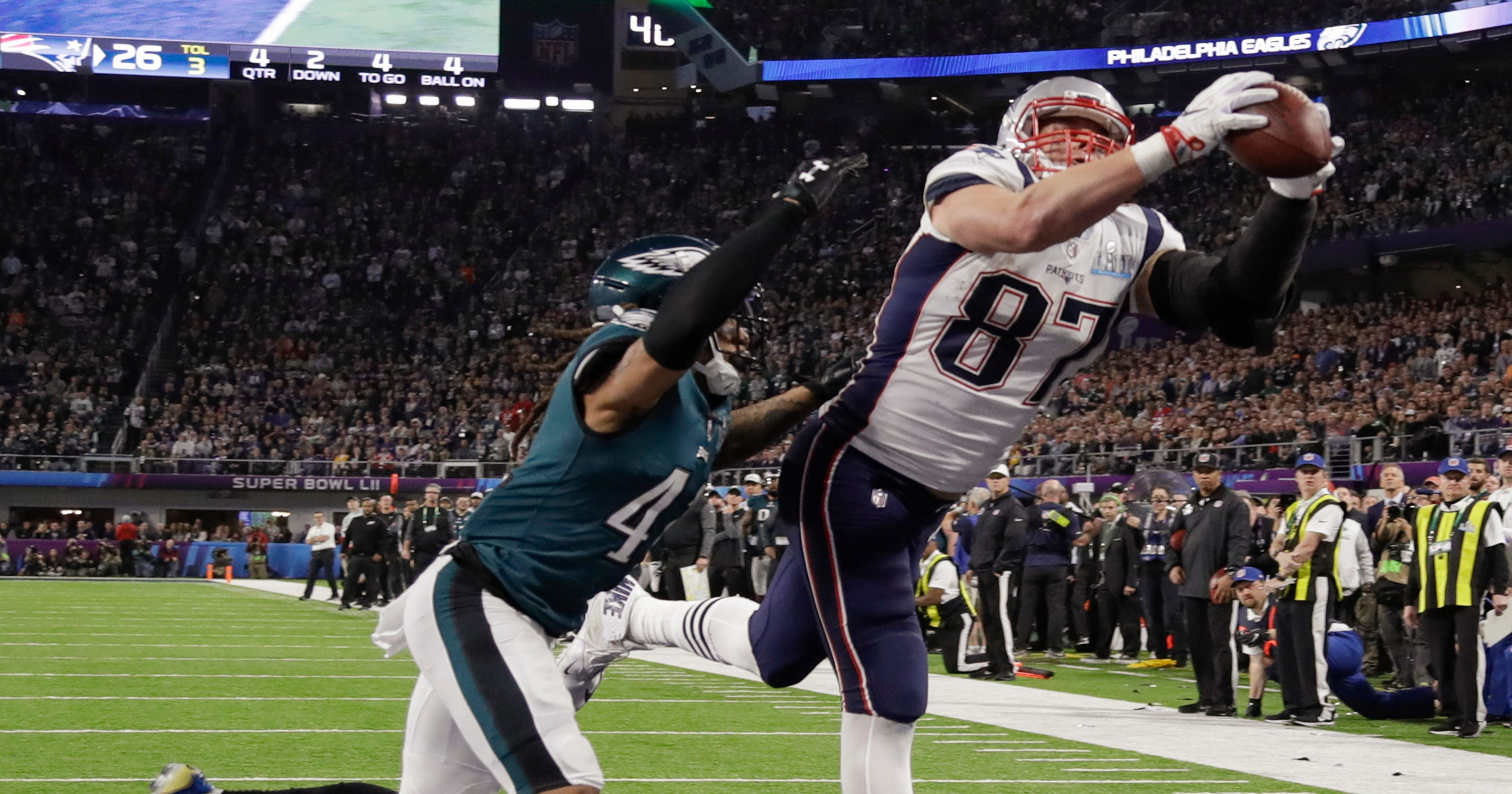 Live updates  Eagles win first Super Bowl c17e2ee6b