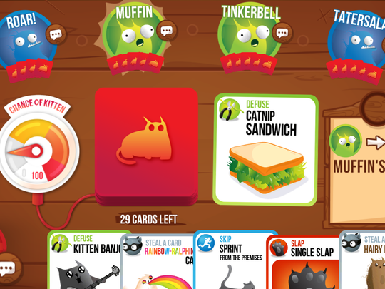 Simple rules and hilarious cards make this a game that