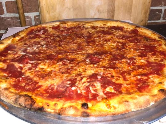 Classico Tomato Pies makes Trenton-style pies, with