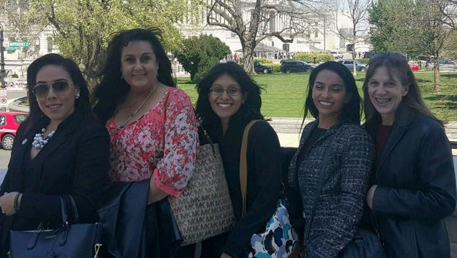 Otero, Luna and El Paso counties regional alcohol policy advocates visited the District of Columbia for the Alcohol Policy Conference in April.