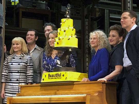 Theater Carole King Musical Surprise