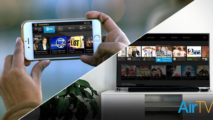 Cut the cord but miss PBS and local news? AirTV links broadcast signals with streaming set-up