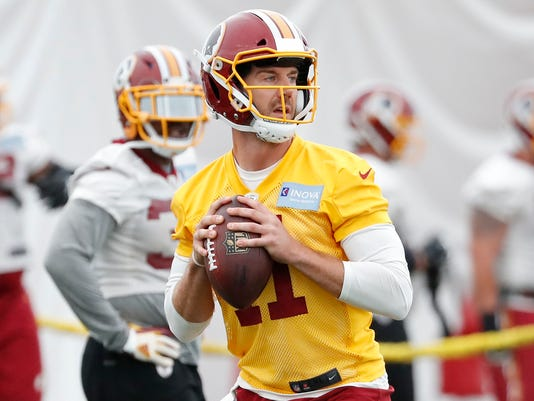 Redskins training camp questions  How will Alex Smith fare  fcc0a7309