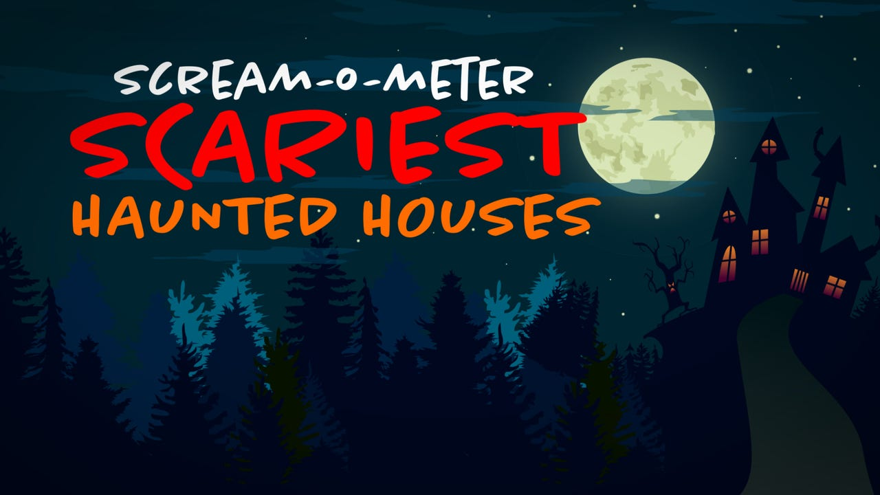 See which haunted houses you can get the biggest scare at.