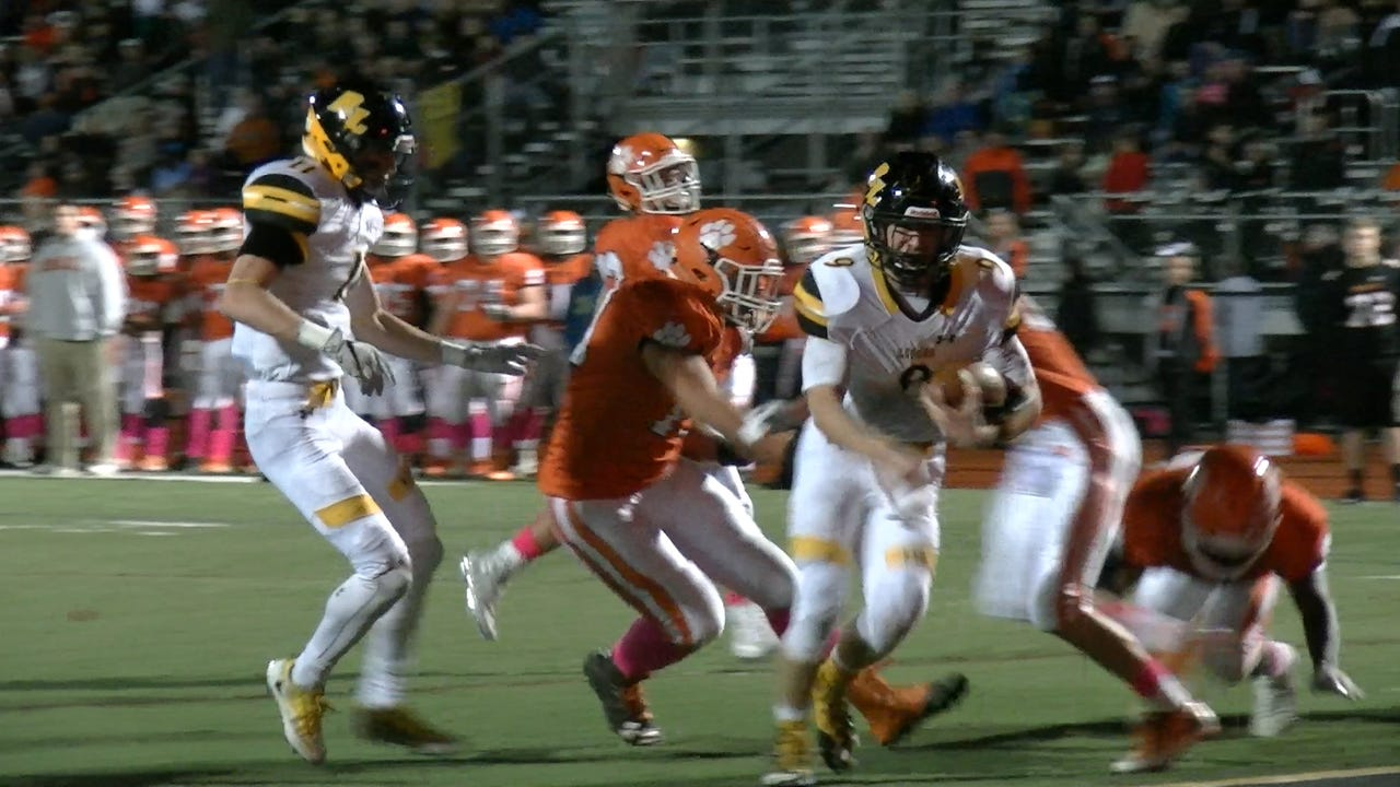 Red Lion defeated Central York, 28-18, Friday, Oct. 21, 2016 at Central York High School.