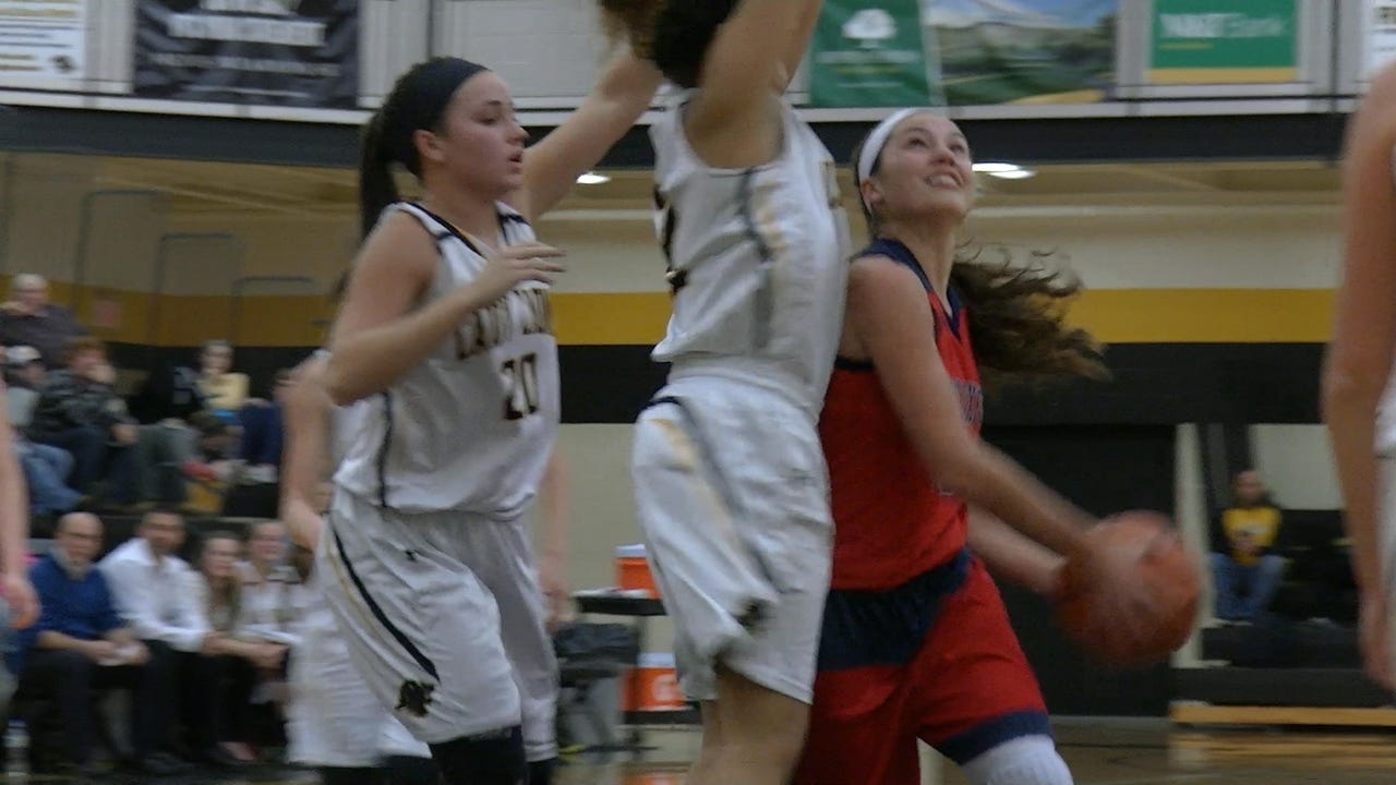 New Oxford rebounded after two difficult losses with a win on the road in Red Lion Friday, Jan. 6, 2017.