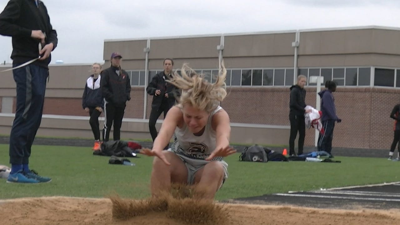 The league's best track and field athletes gathered at Dallastown Friday for the YAIAA Track and Field Championships.