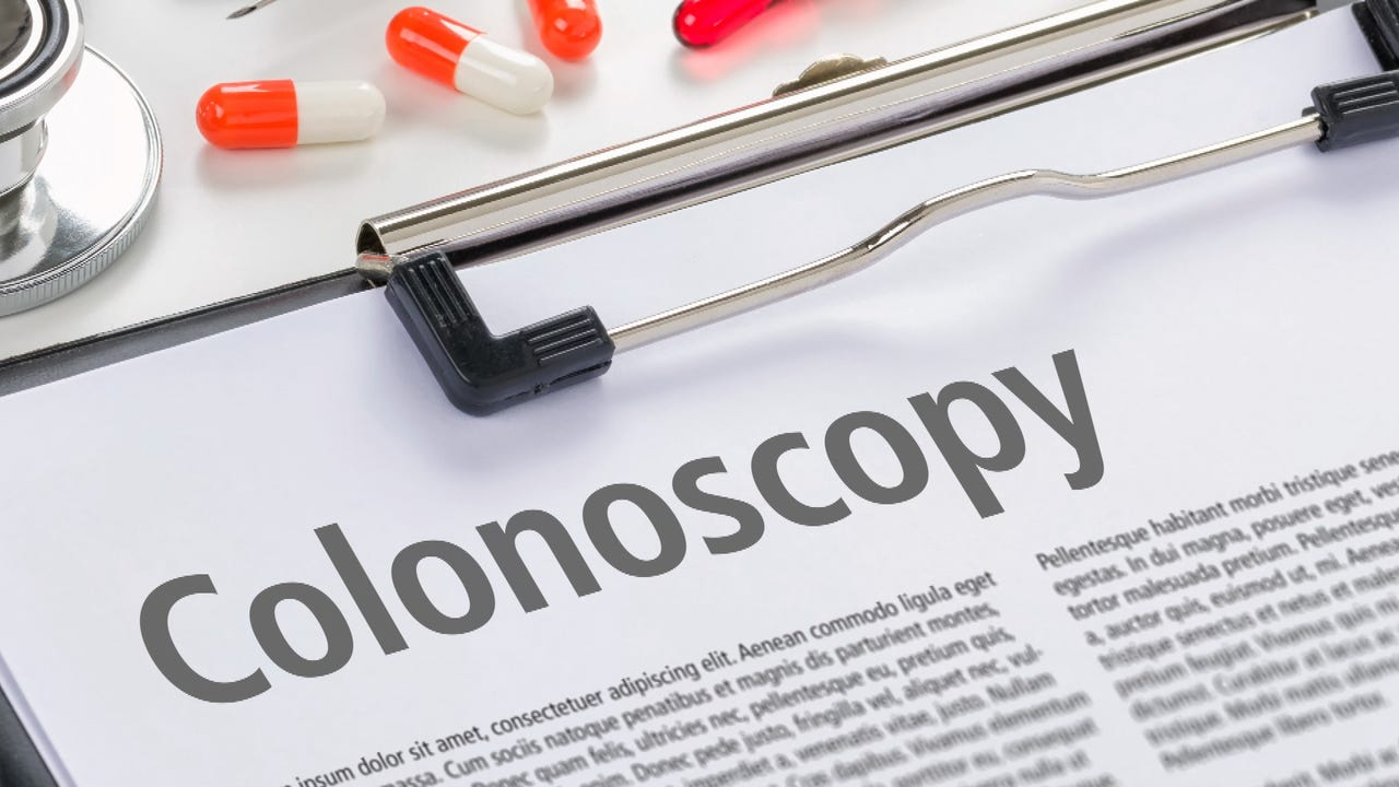Get comfortable with colonoscopy, it could save your life.