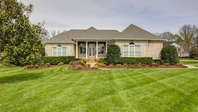 9620 Beechwood: Maintaining your current outdoor space will add extra curb appeal.