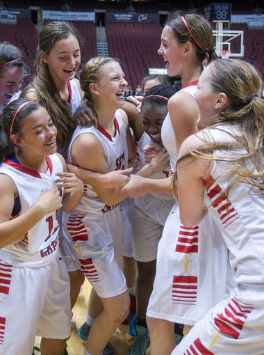 Take a look at the schools that have won titles in girls basketball in Arizona since 1985, listed in order of championships.