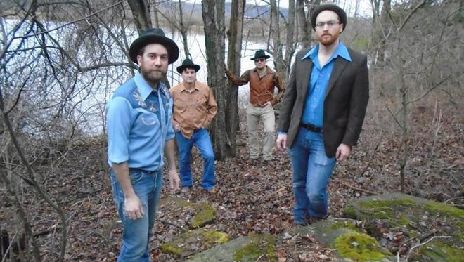 Stage Fright, a four-member group formed as a tribute to The Band, will perform Friday.