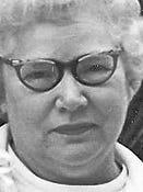 Thelma M. Belt, 89