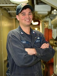 Military Service Member -  An Evansville native and