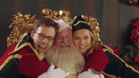 Christmas With Holly.10 Must See Hallmark Holiday Movies