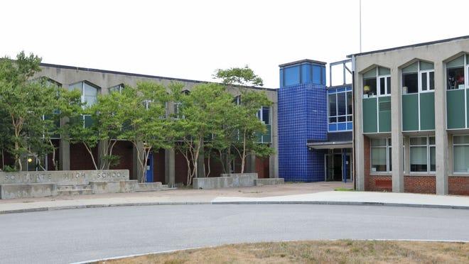 Scituate High School. Greg Derr/The Patriot Ledger